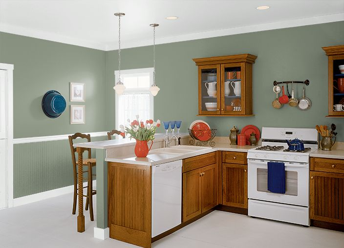 behr kitchen colors this is the project i created on behr hillside green 1566