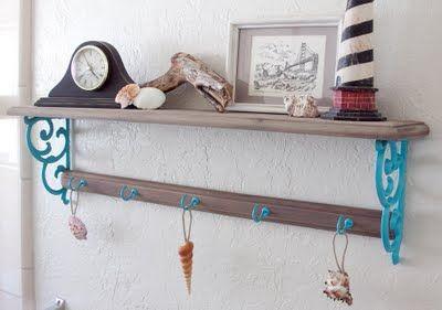 1000 images about shelves on pinterest vintage inspired. Black Bedroom Furniture Sets. Home Design Ideas