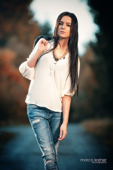Herbstshooting | Modefotografie posen, Glamour
