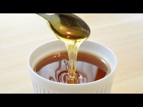 Инвертный сироп ☆ Замена глюкозного, кукурузного сиропа в домашних условиях - YouTube