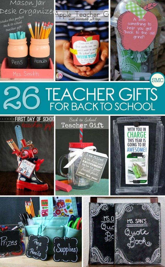 Loving these back to school teacher gifts ideas!