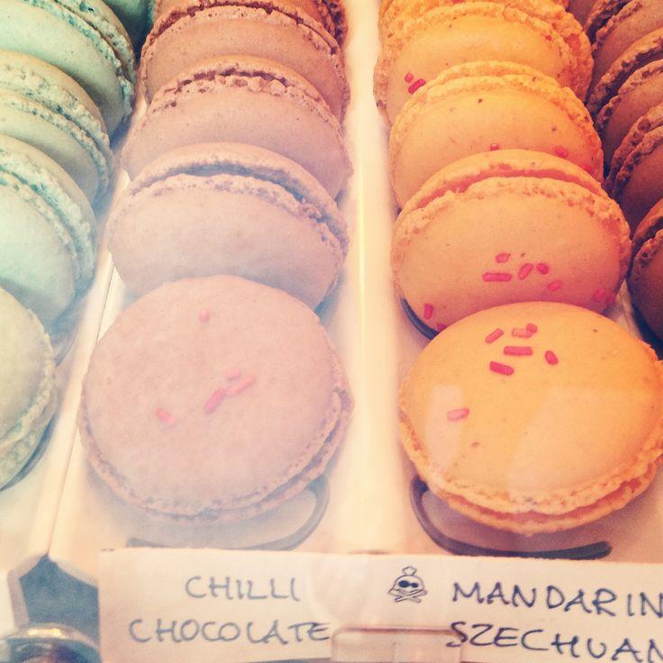 Poptasi Macarons  #Amsterdam