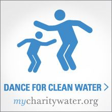 On mycharitywater.org you can dance, bike, give up birthday presents or just raise money to fund water projects for communities in need.