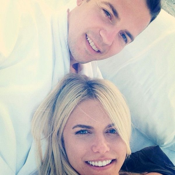 Jason Kennedy and Girlfriend Lauren Scruggs Are Engaged—See the Ring!  Jason Kennedy, Instagram