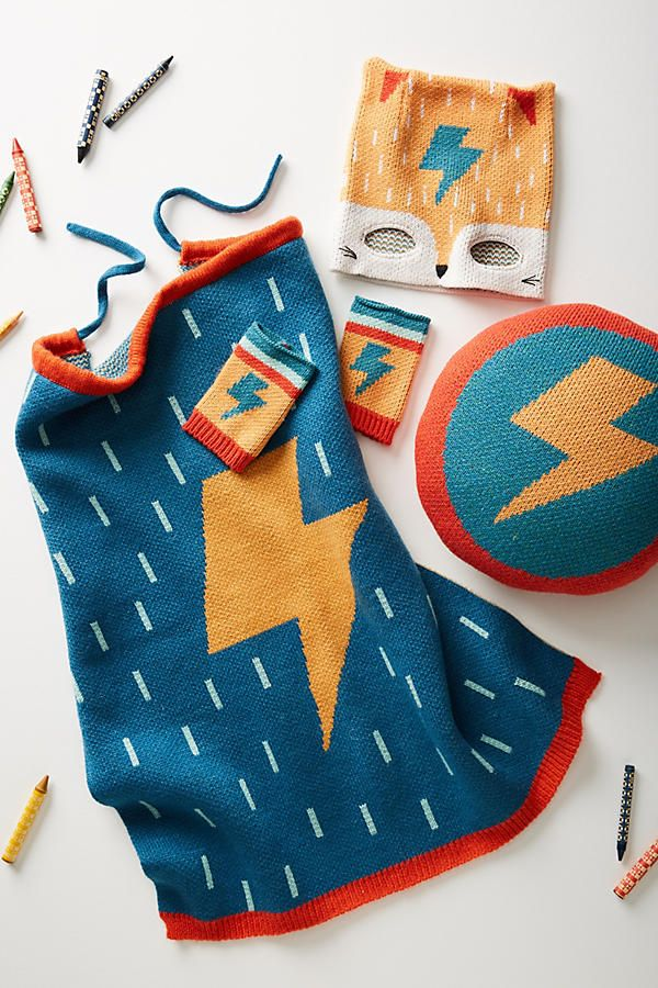 Slide View: 2: Lauvely Superhero Dress-Up Capsule