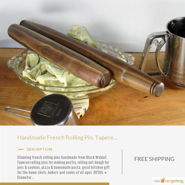 In this product sale layout, TimberTones is promoting his discount. Matthew Birchfield creates functional wood work that he sells on Etsy and his independent site. Click on the pin to find out how you can promote your sale and discounts on social channels using such layouts and more.