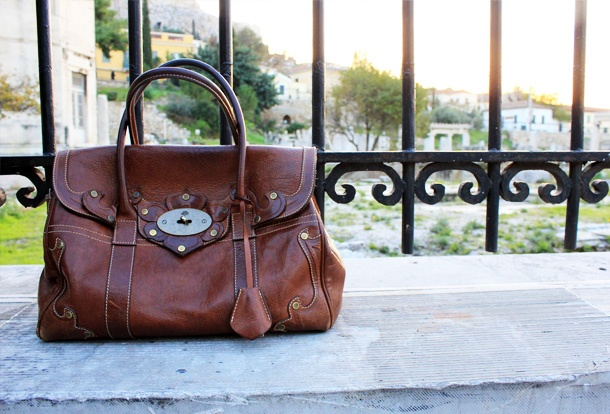 a Mulberry bag!
