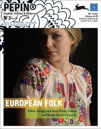 Pepin Fashion, Textiles & Patterns No. 3, Pepin Press, 2010