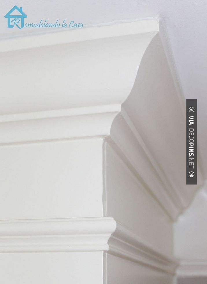 1000 Images About Crown Molding On Pinterest Work