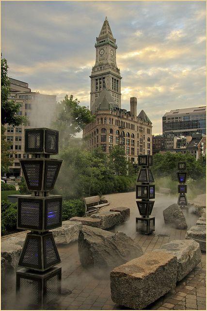 North Point Park, Boston