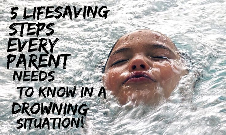 If your child is drowning and pulled out of the water, not breathing, would you know what to do?