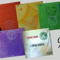 Il Pittore Giorgetti rivela le 7 opere dedicate ai Chakra ma L'ottava è segreta