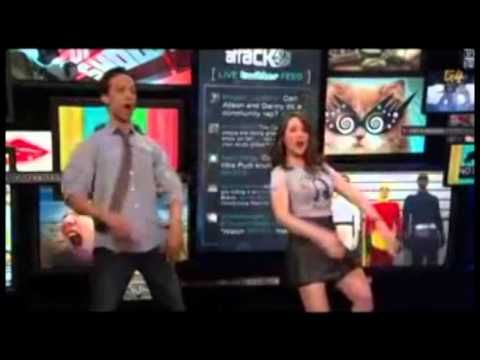 Here's Community's Alison Brie Being a Rap Superstar
