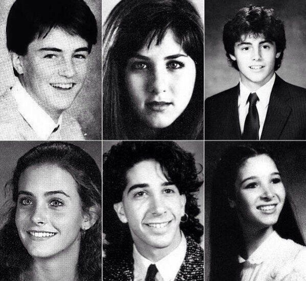 """Why this might be the greatest set of yearbook photos in history. 