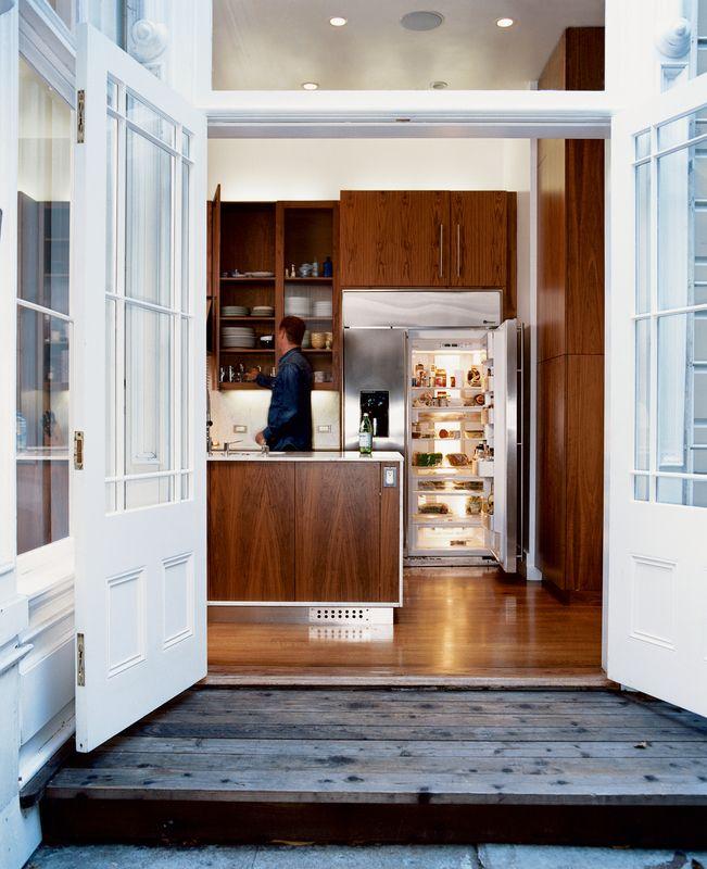Walnut Kitchen Cabinet: 1000+ Ideas About Walnut Cabinets On Pinterest