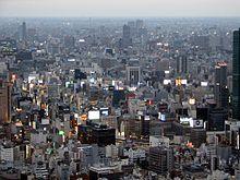 Urban agglomeration - Wikipedia, the free encyclopedia
