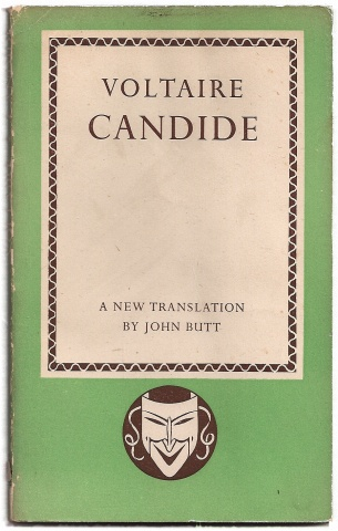 an analysis of optimism in candide by voltaire Voltaire-candide, an analysis paper - free download as word doc (doc), pdf file (pdf) or read online for free.