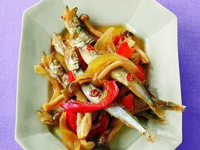 焼きししゃもの南蛮づけレシピ 講師は舘野 鏡子さん|使える料理レシピ集 みんなのきょうの料理 NHKエデュケーショナル