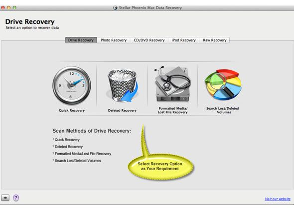 fix corruption issue in Mac finder application and recover lost files due to it.
