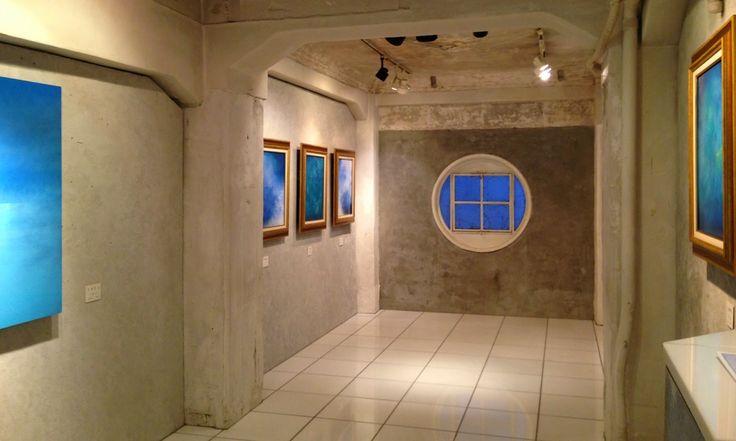 乙女のぎゃらりぃ★  アモーレ銀座515号室: English A gallery for women artists only?