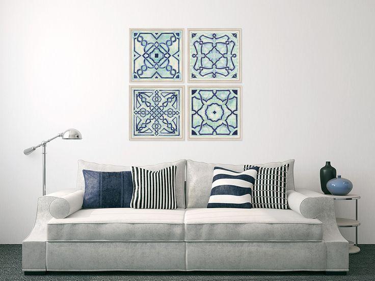 Tiles Pattern Design on Behance