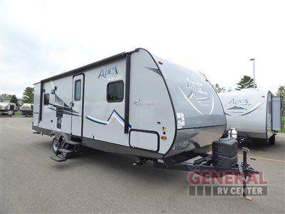 New 2017 Coachmen RV Apex Ultra-Lite 25LE Travel Trailer at General RV | Wayland, MI | #142526