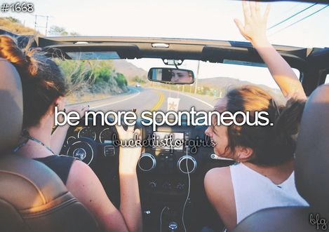 bucket list for girls | via Tumblr