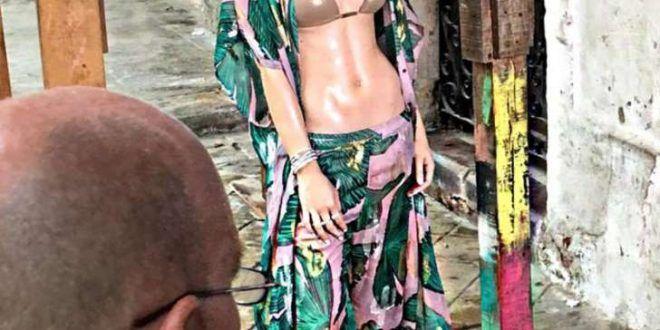 Belinda encanta a sus fans con nuevo look ¿Será permanente?