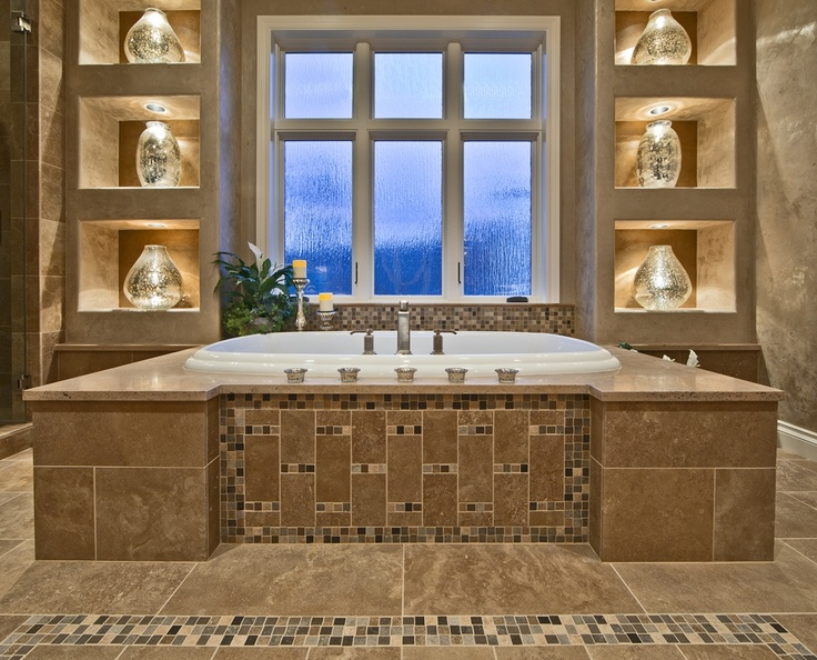 Master bath jacuzzi tub view home in medina pinterest for Master bathroom jacuzzi
