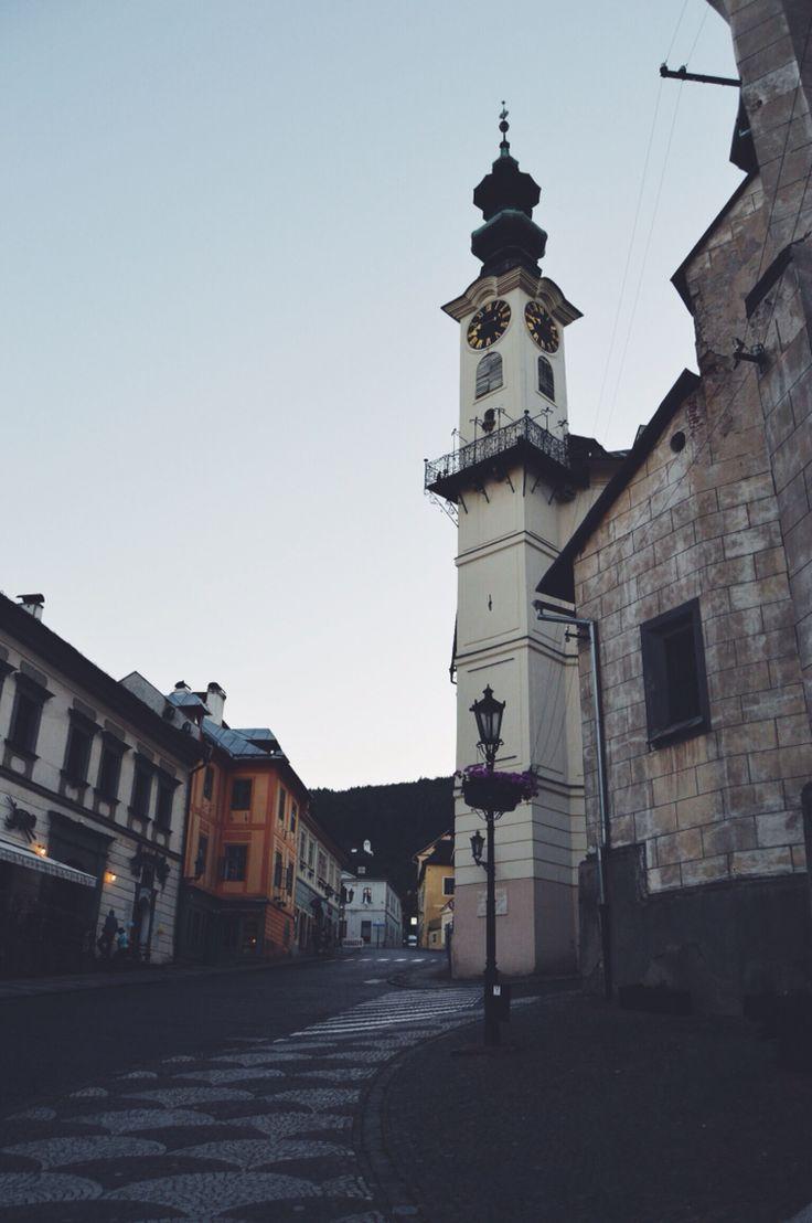 Banská Štiavnica ❤️
