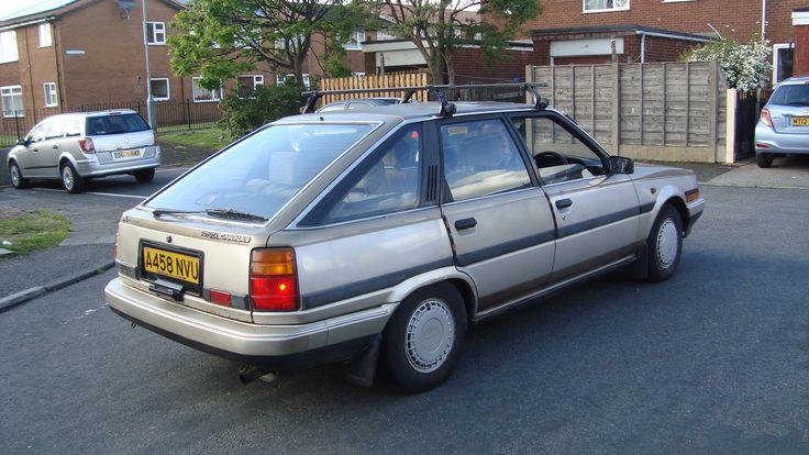 https://flic.kr/p/tZdMtL | 1984 Toyota Carina II 1.6 GL