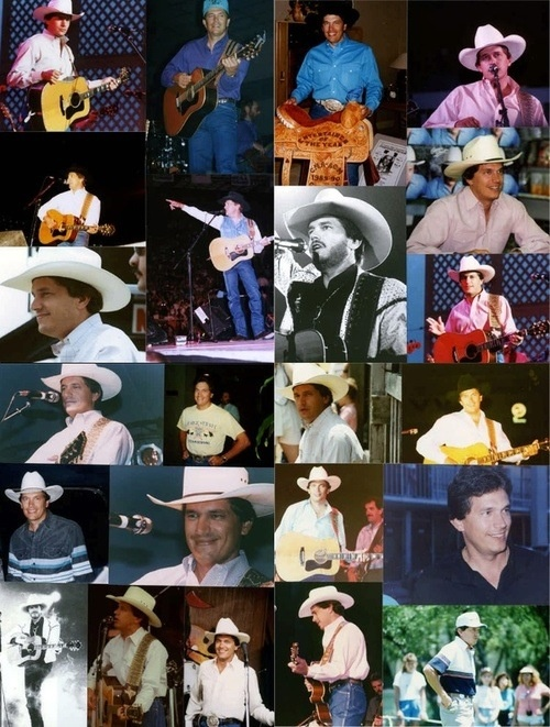 I love him soooo much, he is truly the King of Country