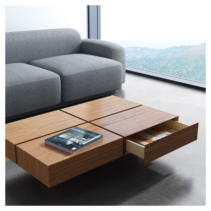 Table basse CUBE Celda