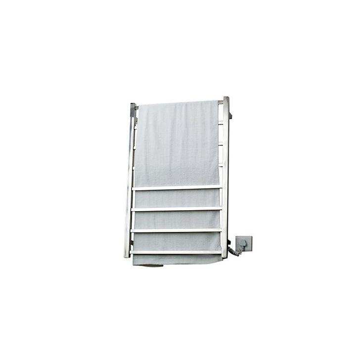 壁掛けタオルウォーマー タオルハンガー+簡易乾燥 ステンレス鋼 80W