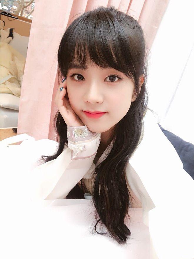 Sao Han đon Tết Idol Thi Nhau Diện Hanbok Lung Linh Park Shin Hye Cung Dan Sao Gửi Lời Chuc Tren Phim Trường Nữ Thần Kpop Nữ Thần Mặt Trăng