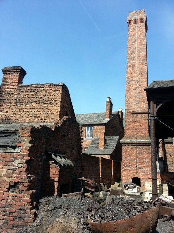 Black Country Living Museum. 4th May