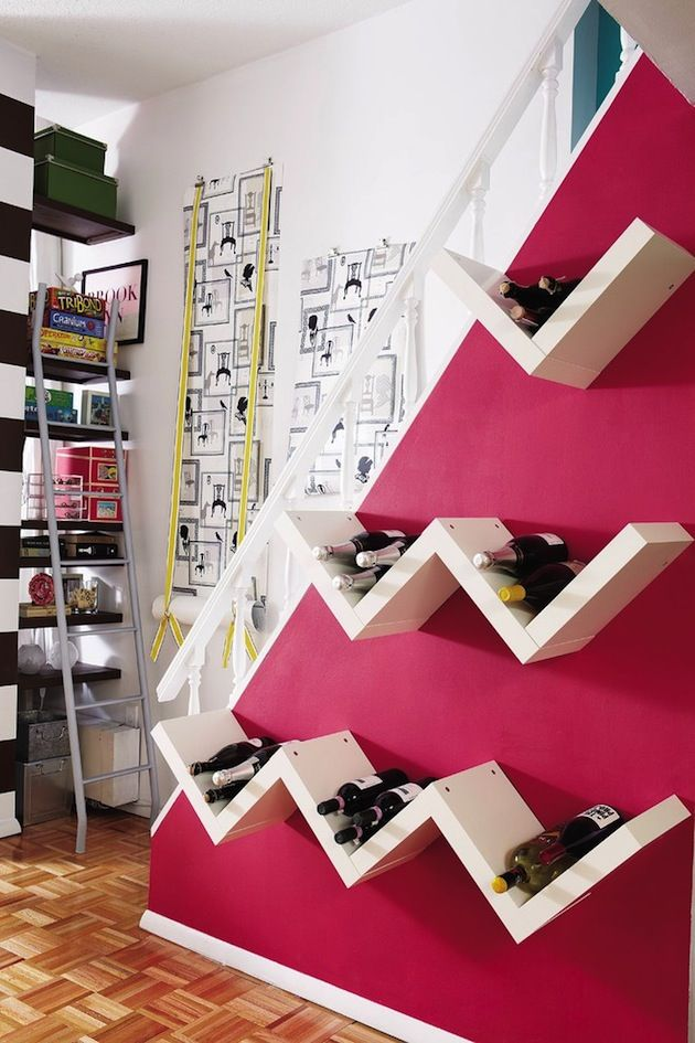 Creative Ways To Display Your Wine at Home