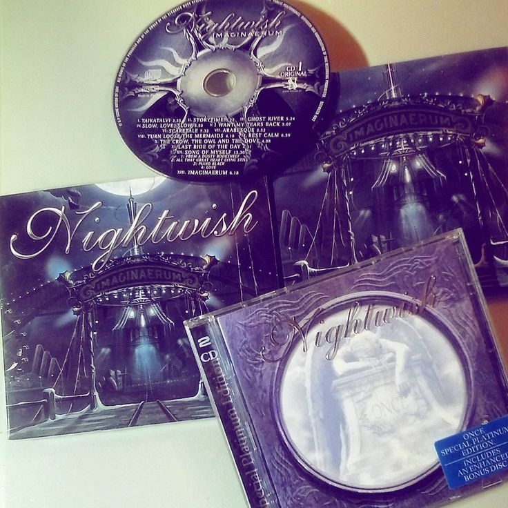 ...Sunday sounds! Hailing from Kitee in Finland, Nightwish have to be the most successful Finnish band internationally ever. The ultimate in symphonic metal! ..Play extremely loud!!! 👊😎 .. #finland100_igchallenge 92/100 ... 'posting a series of random images from or associated with Finland to celebrate the country's 100th birthday! . . #nightwish #finnishrock #wishihadanangel #imaginaerum #gothic #heavymetal #finnish #metalhammer #symphonicmetal #finnishmetal #music #rock #album #musiikki