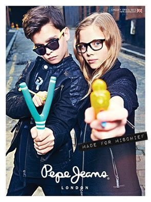 Pepe Jeans new kolektion F/W 2015