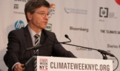 Jeffrey Sachs: Two logical ways to achieve a sustainable energy future ---- full story: http://thecleanrevolution.org/news-and-events/news/sachs-two-logical-ways-to-achieve-a-sustainable-energy-future