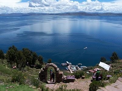 Peru is a gem-  Lake Titicaca