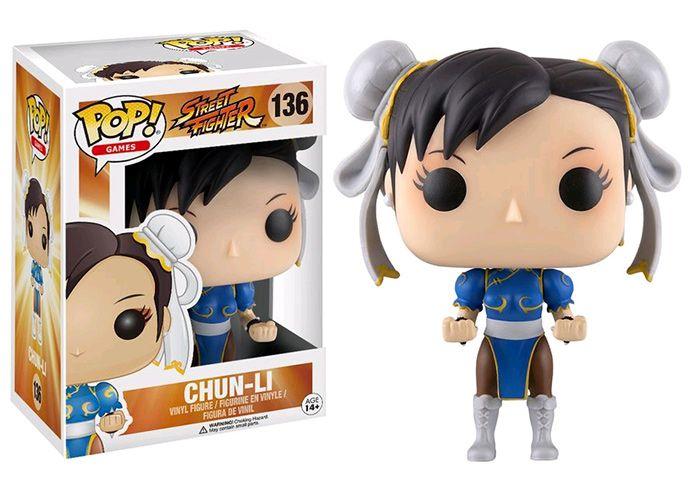 Street Fighter – Chun-Li Pop! Vinyl Figure