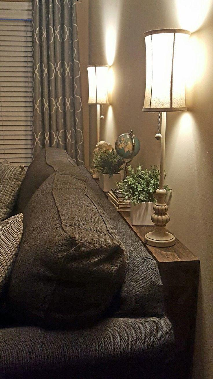 50 brillante Wohnzimmer Ideen und Designs für kleinere Häuser
