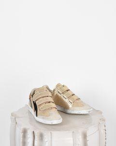 Vous recherchez des Baskets à Scratchs En Cuir Irisé Beth Isabel Marant? Retrouvez tous les détails sur notre boutique en ligne officielle et commandez les pièces de votre icône de mode.