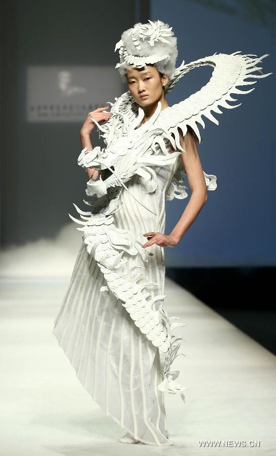 Xu ming china fashion week in beijing capital of china for Xuming haute couture