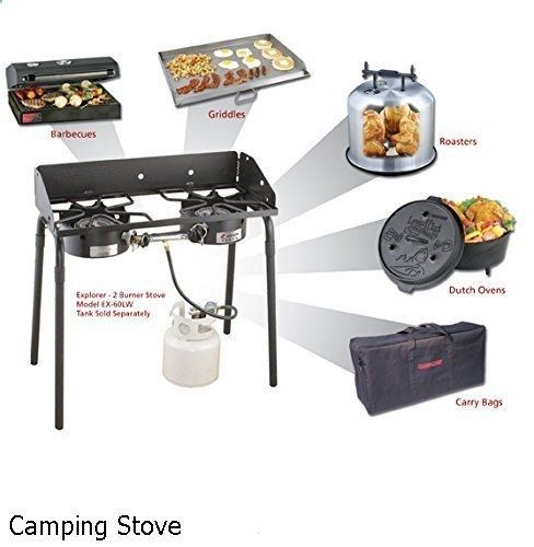 Camping Stove - brilliant choice. Have to visit...