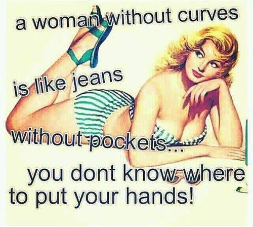 True Dat! Love ur Curves Ladies