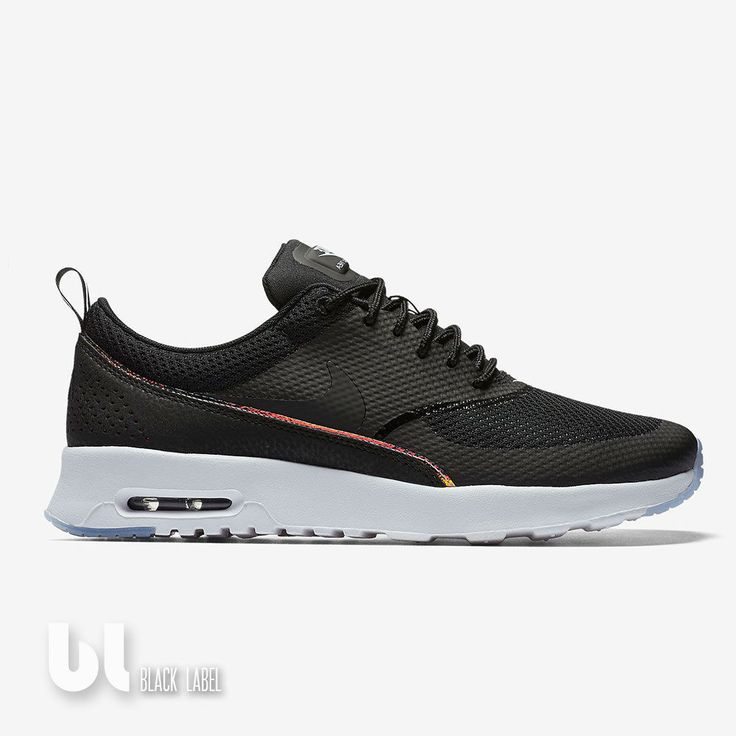 nike damen air max thea premium leather sneaker