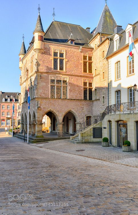 Echternach by astephany city travel europe old urban architecture cityscape building luxembourg luxemburg echternach nikon d
