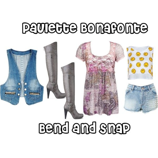Paulette Bonafonte: Bend and Snap - Polyvore
